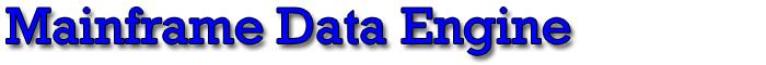 Mainframe Data Engine