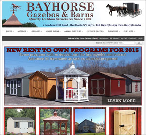 website Bayhorse